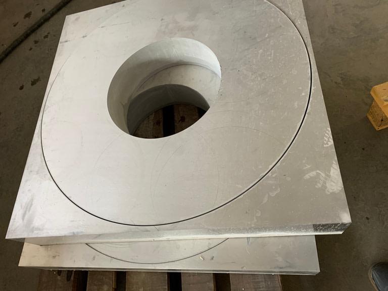 рязане на материали с дебелина до 300 мм